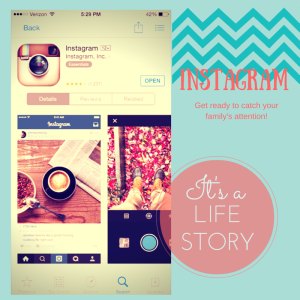 Instagram Canva w screenshot